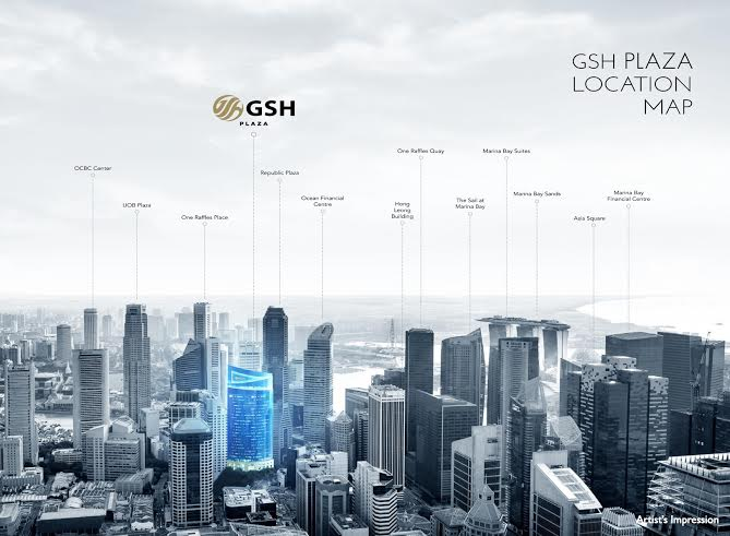 GSH Plaza Location