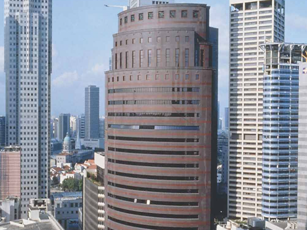 GSH Plaza Building