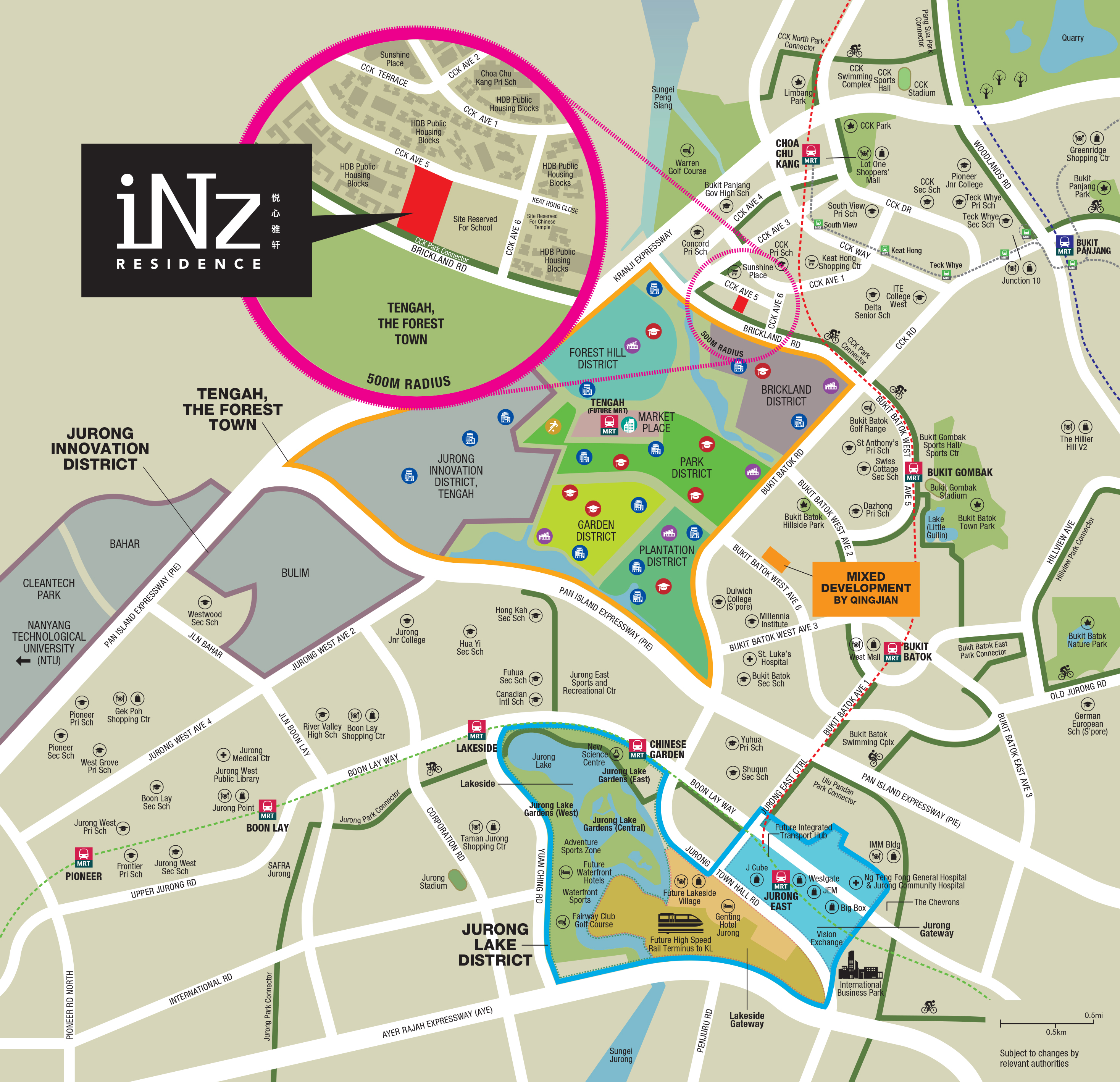 iNZ Location