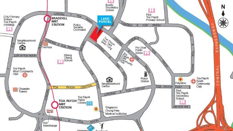 Toa Payoh Home Ground Site
